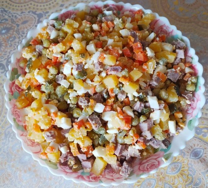 Рецепты вкусных праздничных салатов и закусок