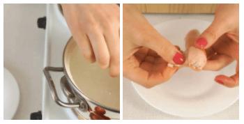 Романтический Завтрак. Яичница в форме СЕРДЦА