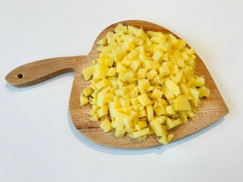 Салат для любителей селедки