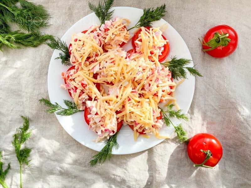Салаты на праздничный стол: 5 салатов для 23 февраля