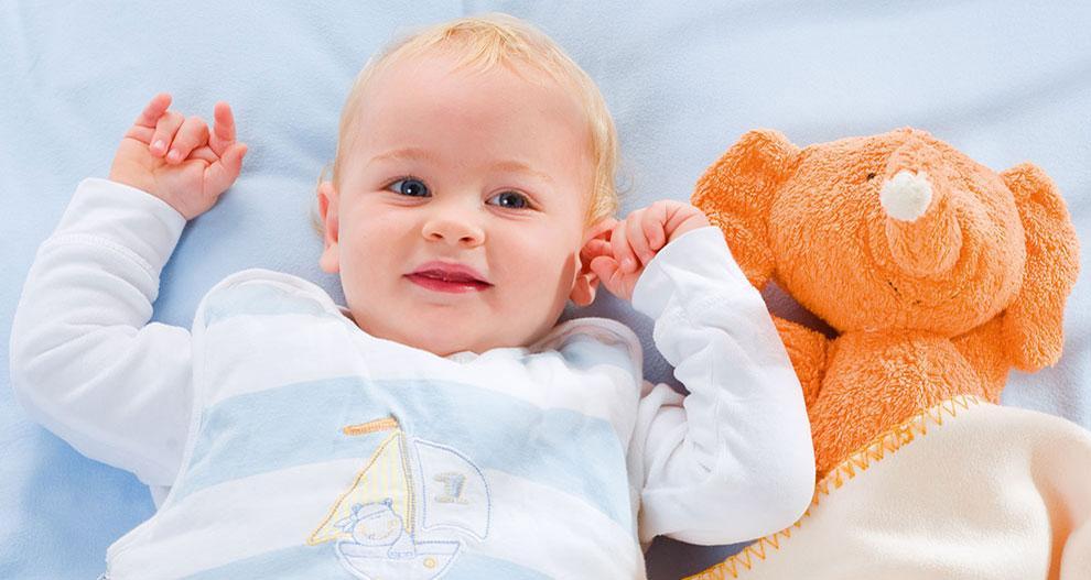 Фазы сна - как улучшить сон малыша