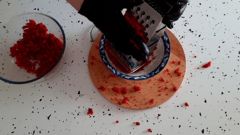Торт Красный Бархат по классическому американскому рецепту.