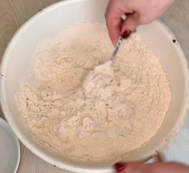 Как я делаю заварное, пушистое и очень вкусное тесто.