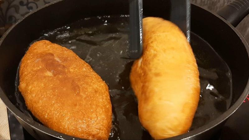 Мука+Картошка. Пирожки как ПУХ! Этот рецепт ПОКОРЯЕТ СРАЗУ!