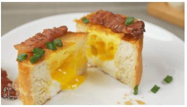 Необычный и самый вкусный завтрак из яиц