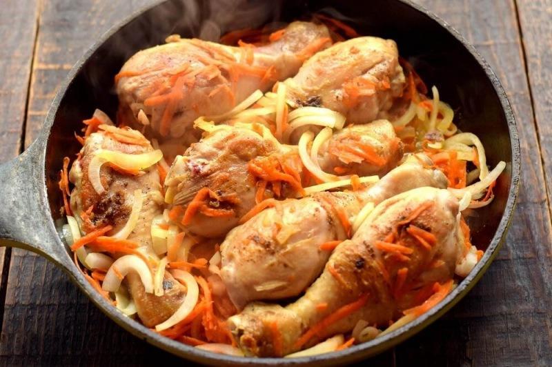 Беру курицу, пакет ряженки и готовлю вкусный ужин