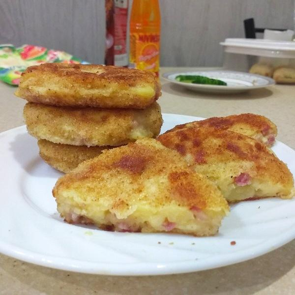 Хашбрауны: приготовила вкусное блюдо по рецепту из журнала