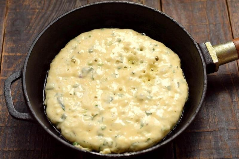 Лепешки из творога на завтрак вместо сырников