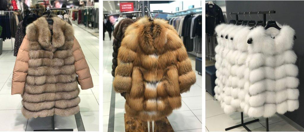 Где заказать куртки женские меховые с доставкой?