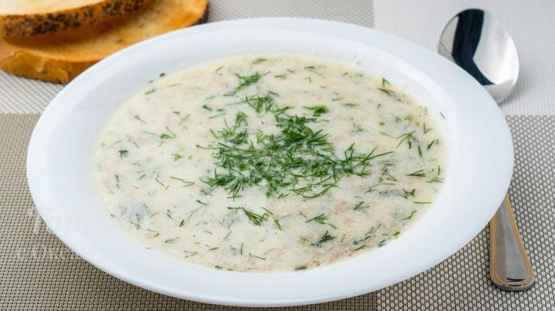 Сливочный суп как в ресторане! 😋👍 Неимоверная Вкуснота!