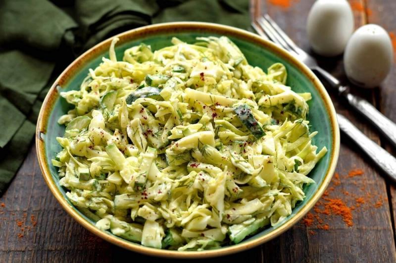 ОБАЛДЕННЫЙ салат из капусты - все дело в заправке