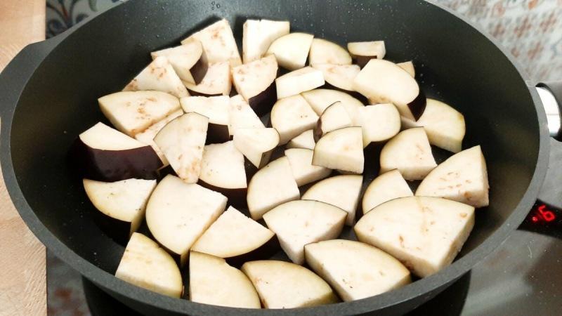 Баклажаны рецепт Быстро и Вкусно.