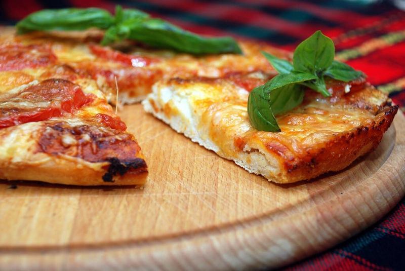 Пицца без теста за 20 минут