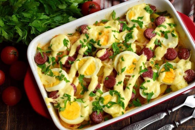 Традиционный венгерский рецепт