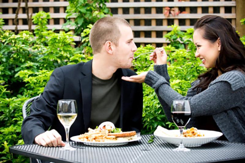 Зачем обедом делиться с другом, а ужин отдавать врагу?