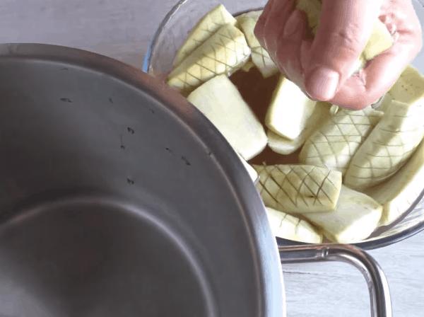 Чудесный баклажан - оригинальная закуска на все случаи жизни