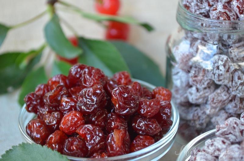 Цукаты из вишни: рецепт