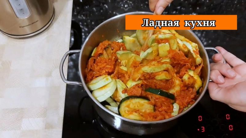 Икра кабачковая - рецепт знаменитой закуски из кабачков на зиму