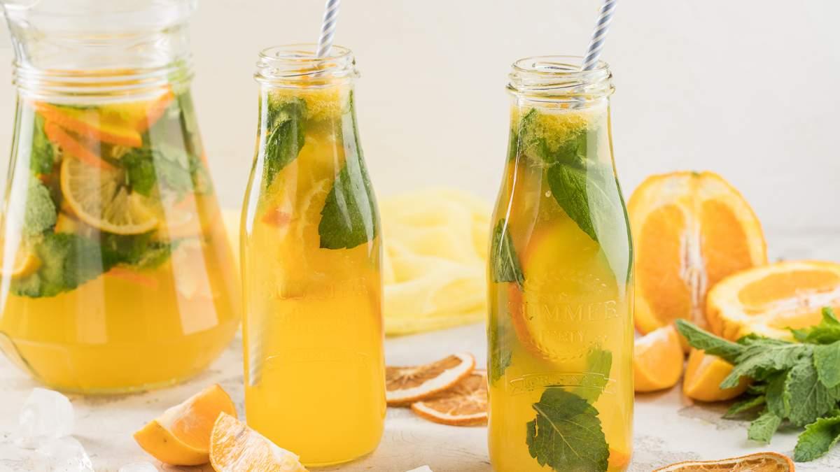Вкусные рецепты: лимонад