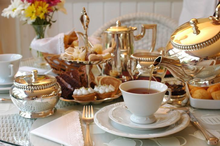 К чаю: что предпочитают королевские особи к послеобеденному чаю