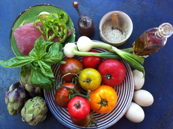 Как приготовить классический салат Нисуаз