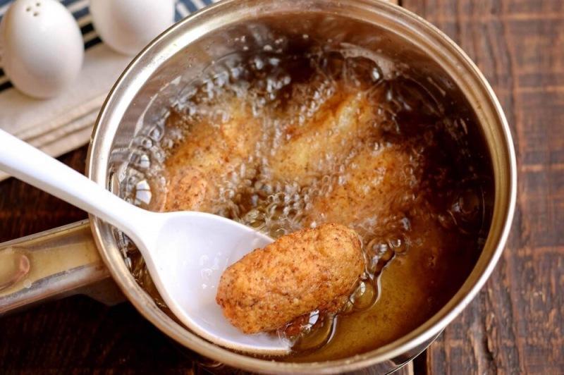 Картофельные крокеты со сливочным вкусом