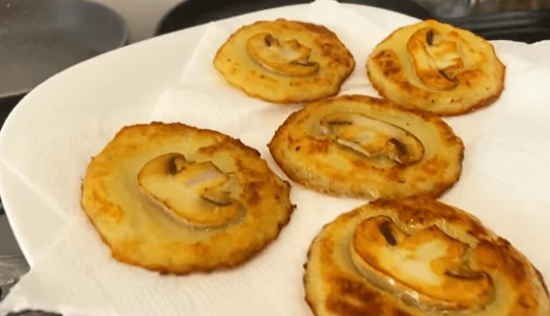 Необычный рецепт от Драникова
