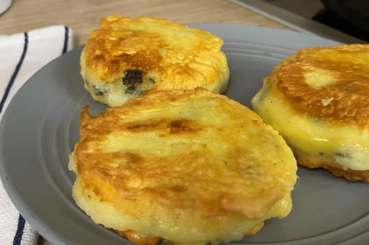 Рецепт пирожков, необычных
