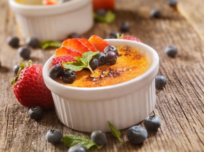 Самые вкусные десерты французской кухни