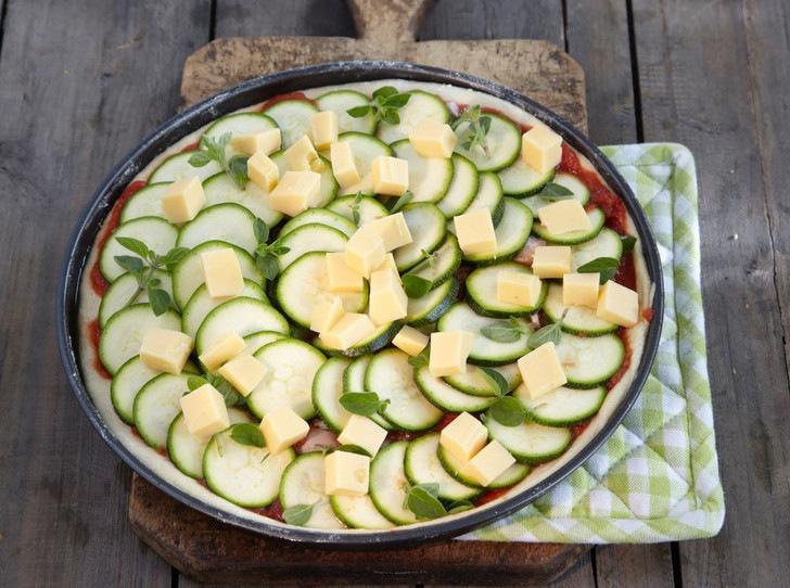 Сезонные кабачки: простые рецепты из продуктов всегда под рукой