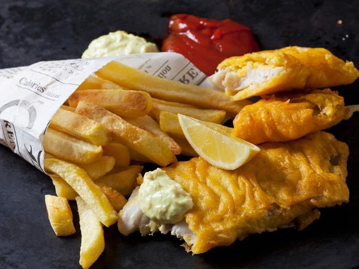 Фиш-энд-чипс: история культового британского блюда и классический рецепт