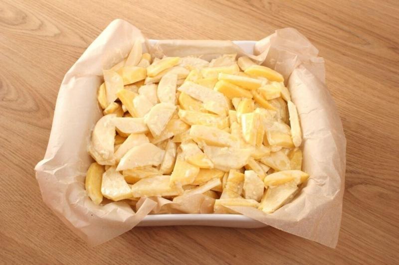 Картошка по-студенчески
