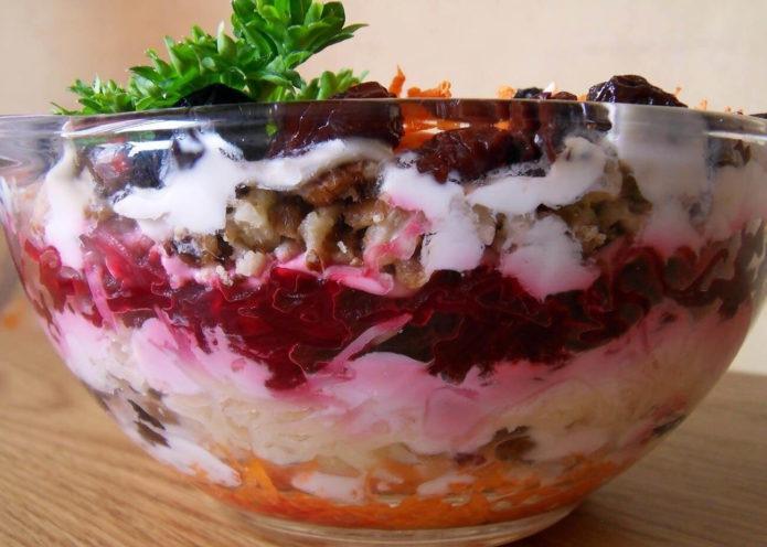 «Магдалена»: вкусный и полезный салат на каждый день