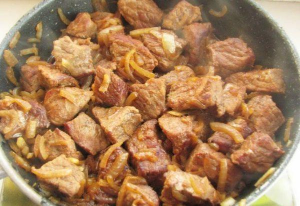 Нежное мясо по рецепту Чайковского».