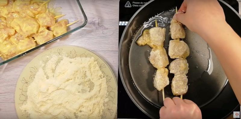 Остался стакан кефира?? Прекрасная идея ужина с куриным мясом!