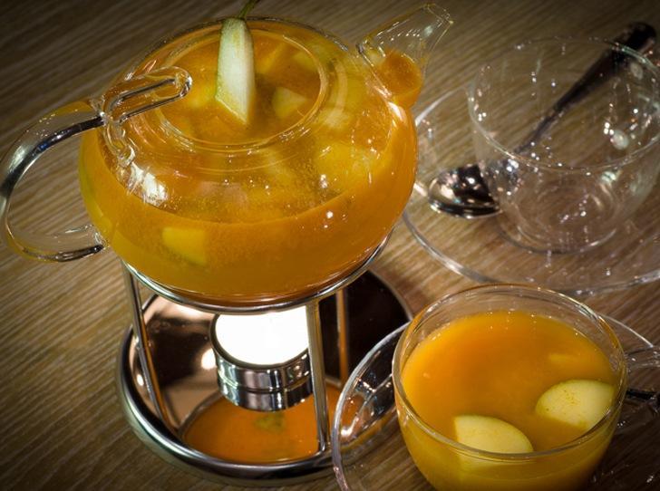 Польза витаминных травяных чаев (с рецептами)