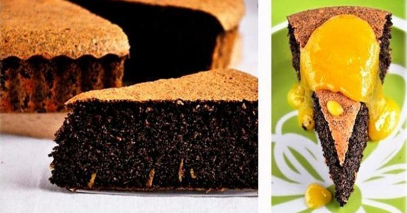 Рецепт торта из супермаркета без грамма муки