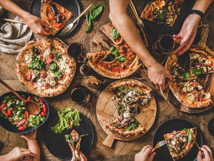 Никакого вреда для фигуры: 5 лучших рецептов низкокалорийной пиццы