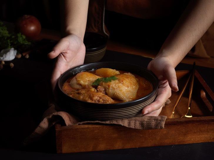Куриное карри: простой рецепт для всей семьи