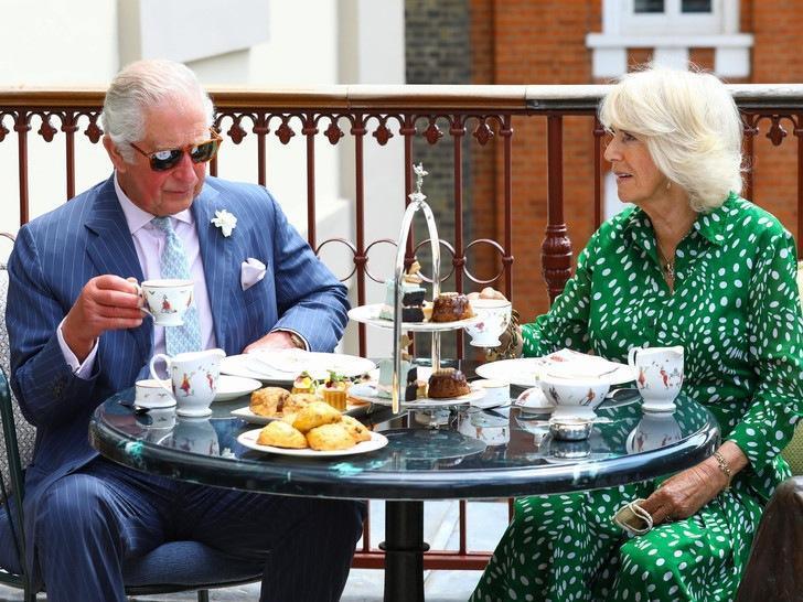 Королевский омлет с сыром и шпинатом: любимый рецепт принца Чарльза