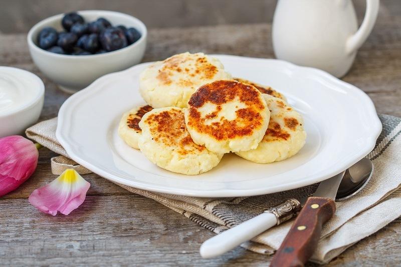 Рецепт чизкейка без муки и яиц