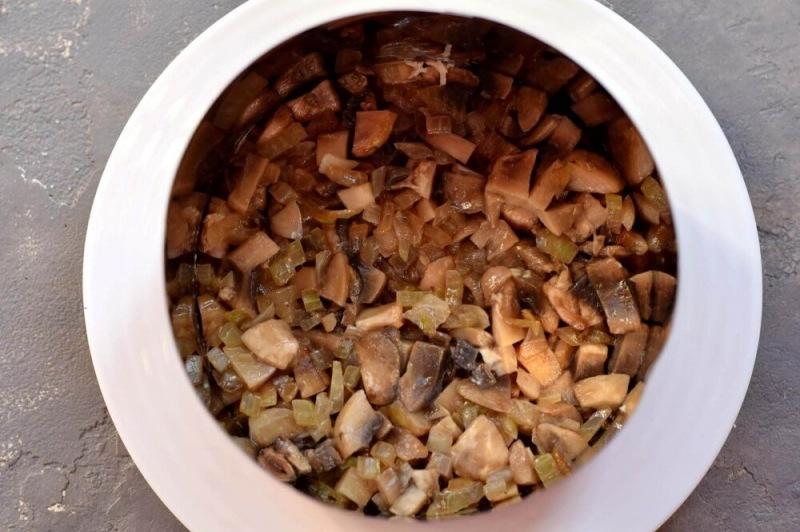 Осенний римский салат